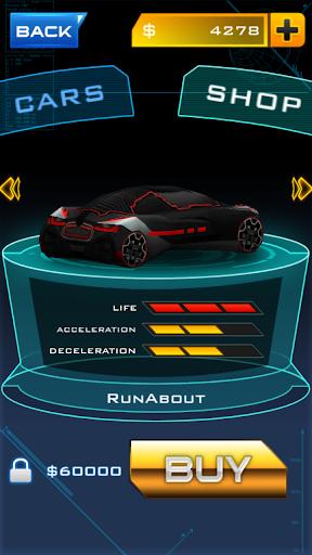 Real Death Racing Car