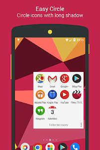 Easy Circle - icon pack v2.2.1