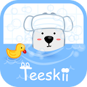 Teeskii In Bathroom (티스키 카톡) icon