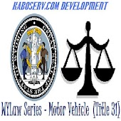 WYLaw- Motor Vehicle -Title 31