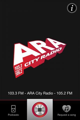Ara City Radio- screenshot