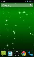 Screenshot of Glitter 3D Live Wallpaper