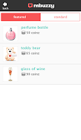 Screenshot of mbuzzy
