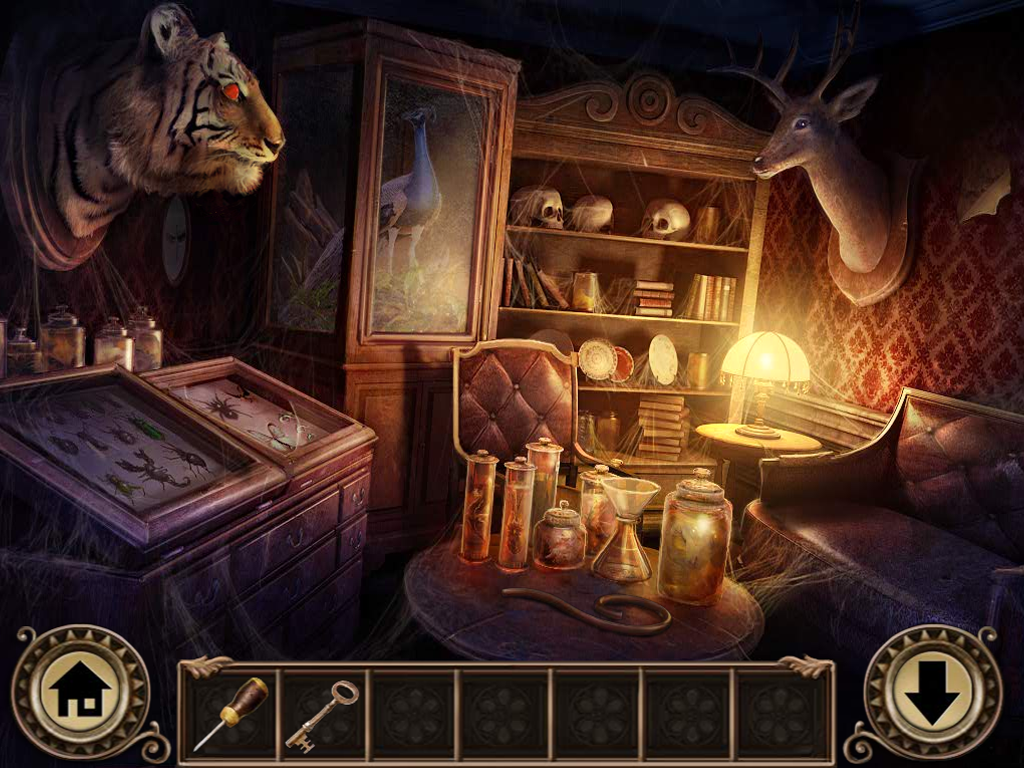 Darkmoor Manor Free - screenshot