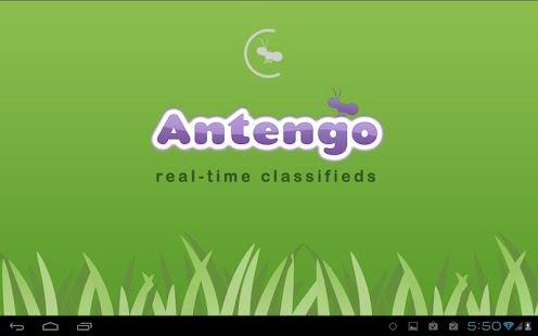 Antengo Classifieds - Tablet - screenshot thumbnail