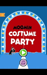 Moomin Costume Party- screenshot thumbnail