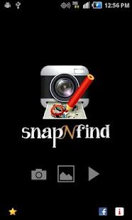 snapNfind PRO- screenshot thumbnail