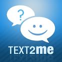 Text2Me - Free SMS icon