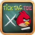 Angry Birds Tic Tac Toe Game icon