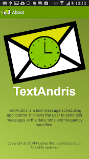TextAndris- screenshot thumbnail