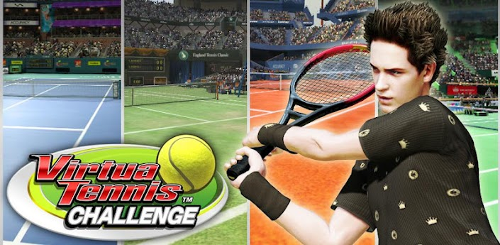 Virtua Tennis Challenge 4.0 Apk Full Version Data Files Download-iANDROID Store