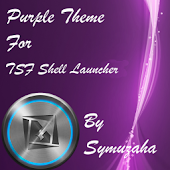 Purple Theme for TSF SHELL