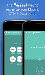 FreeCharge - Mobile Recharge - screenshot thumbnail