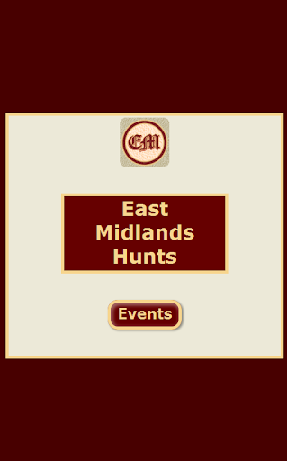 East Midlands Hunts
