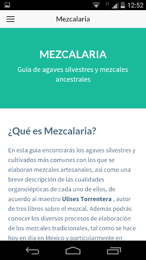 Mezcalaria