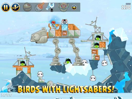 Angry Birds Star Wars HD screenshot 12