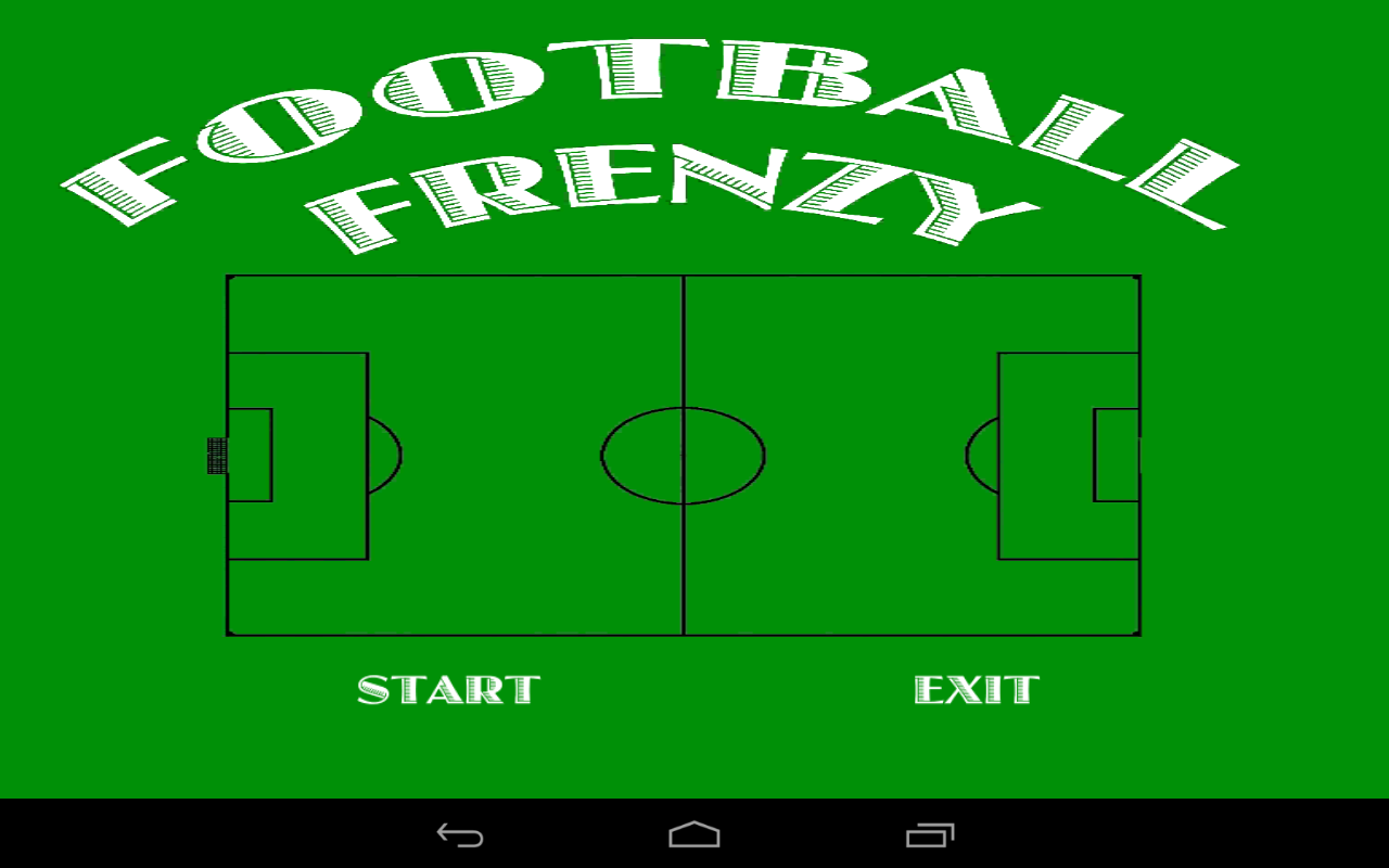 Football Frenzy- screenshot