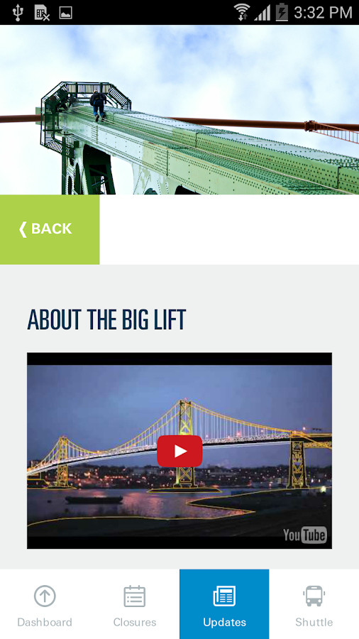 The Big Lift- screenshot
