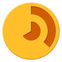 Color Disks Clock icon