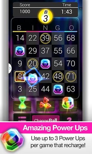 Bingo Gem Rush Free Bingo Game screenshot 2