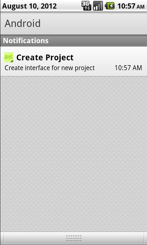Small Memo- screenshot