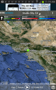 CBS LA Weather- screenshot thumbnail
