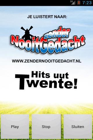 ZenderNooitGedacht.nl