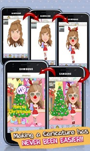 Caricature Maker Pro- screenshot thumbnail