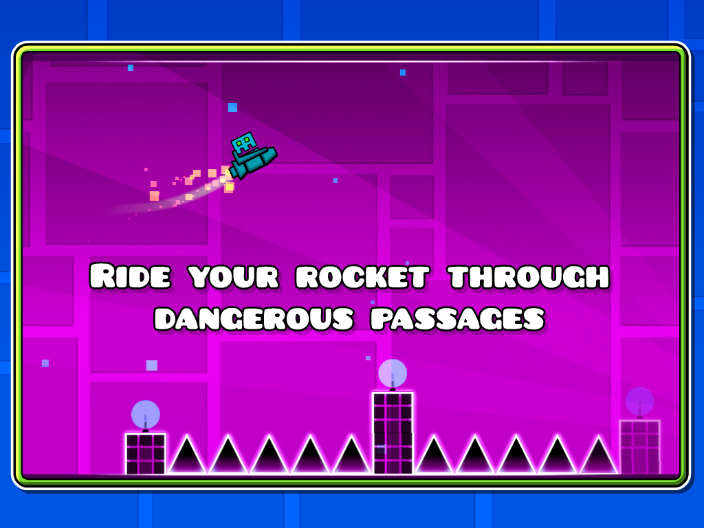 Geometry Dash Mod Apk (Unlimited Money/Diamonds) Unlocked All 8