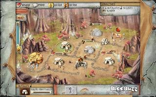 Screenshot of Caveman's Prophecy