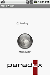 Moon Watch screenshot 2