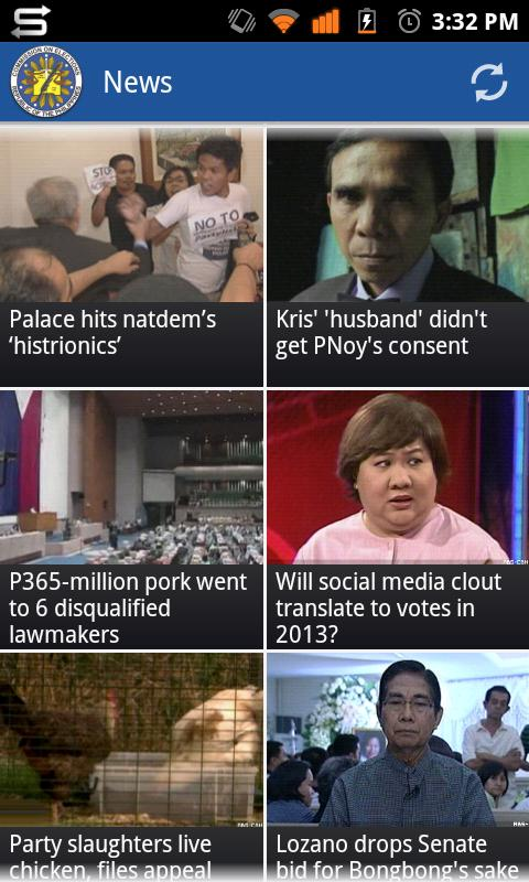 COMELEC Halalan App- screenshot