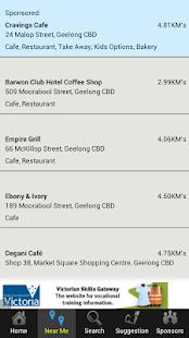 Gluten Free Eating Out Lite - screenshot thumbnail