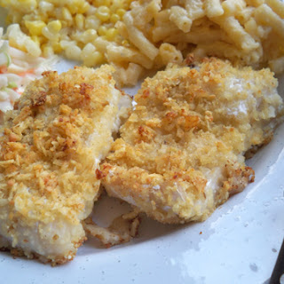 Oven Baked Fish Recipe
