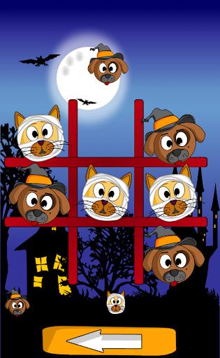 Cat Dog Toe Halloween