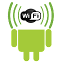 Toggle wifi tether – NO ROOT logo
