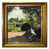 Claude Monet I, Art Wallpaper