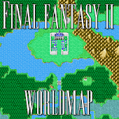 Final Fantasy II Worldmap LWP