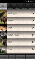 Screenshot of Grillrezepte