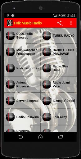 Folk Music RADIO