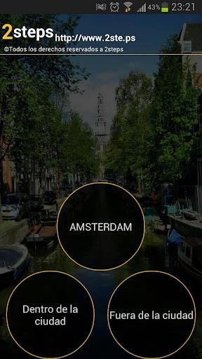 Amsterdam guía de la ciudad