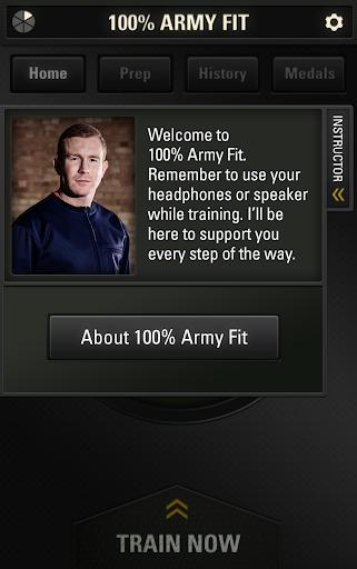 100% Army Fit  screenshots 7