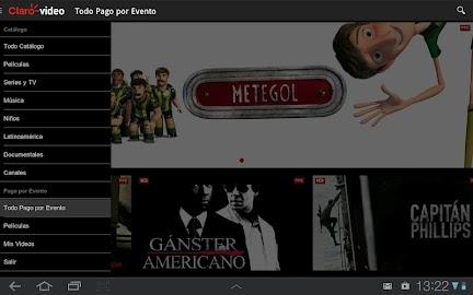 Clarovideo Screenshot 18
