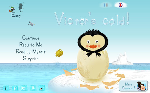 Victor's cold Lite