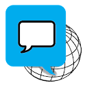 Tweets on Map logo