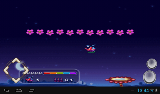 Game Flying Through Flowers apk for kindle fire