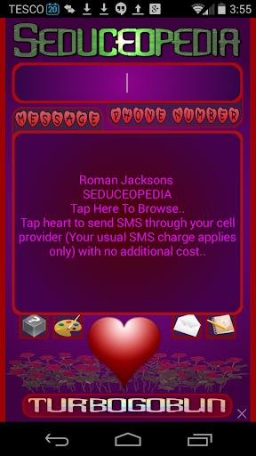 SEDUCEOPEDIA Romantic Texts