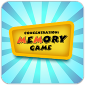 Concentration Memory Game FREE
