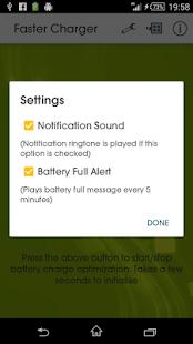 Faster Charger - screenshot thumbnail