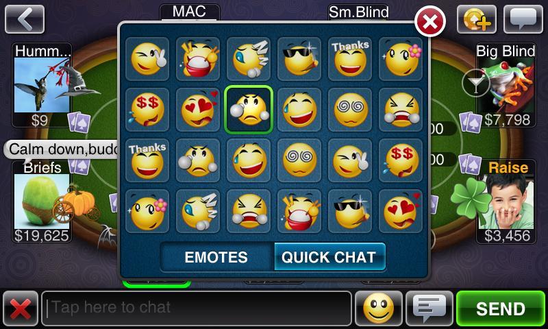 Texas HoldEm Poker Deluxe screenshot #6